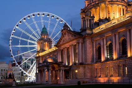 Städtereise nach Belfast