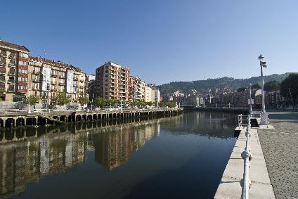 Städtereise nach Bilbao
