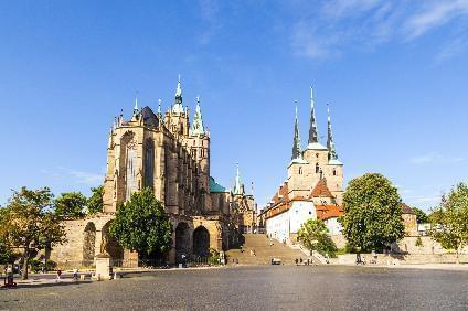 Städtereise nach Erfurt