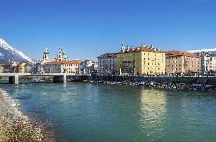 Städtereise nach Innsbruck