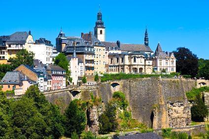 Städtereise nach Luxemburg