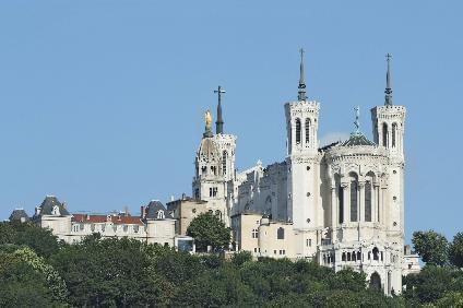 Städtereise nach Lyon