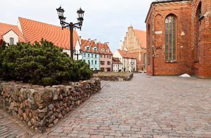 Städtereise nach Riga