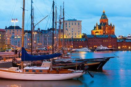 Städtereise nach Helsinki