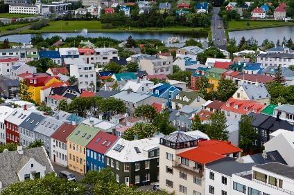 Städtereise nach Reykjavik