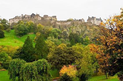 Städtereise nach Edinburgh
