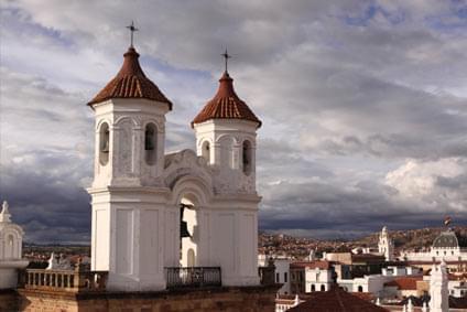 Flüge - Von, nach und ab Bolivien günstig buchen
