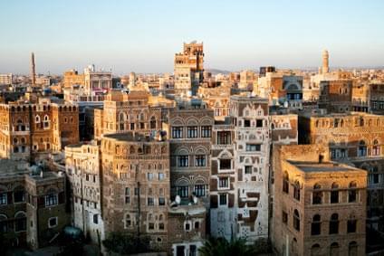 Flüge - Von, nach und ab Jemen günstig buchen