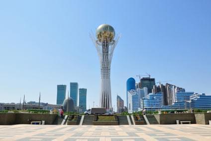 Flüge - Von, nach und ab Kasachstan günstig buchen