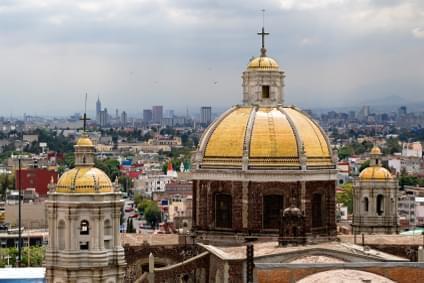 Flüge - Von, nach und ab Mexiko günstig buchen