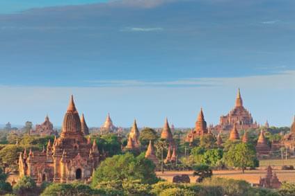 Flüge - Von, nach und ab Myanmar günstig buchen