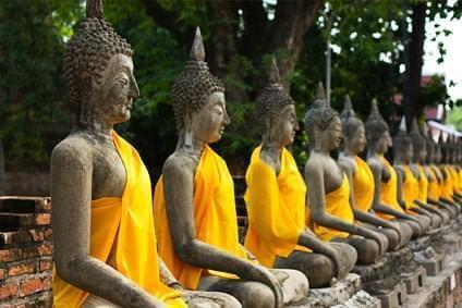Flüge - Von, nach und ab Thailand günstig buchen