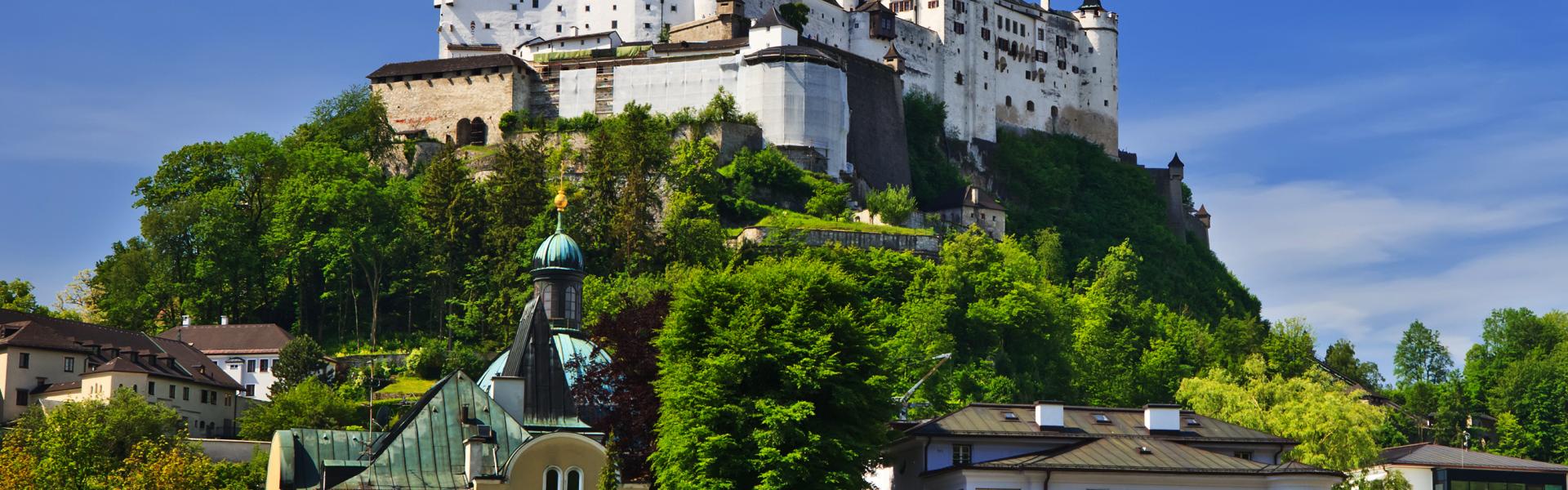 Flug Köln Salzburg